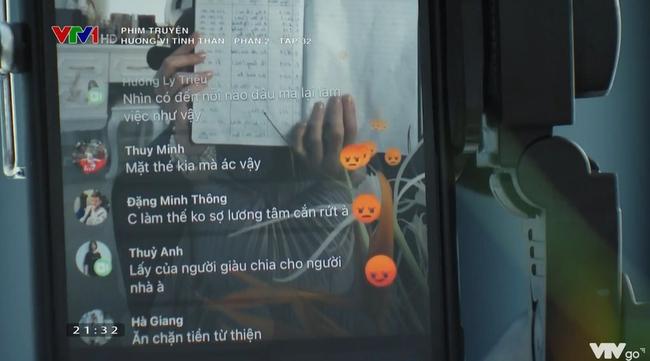 Hương vị tình thân: Truy ra danh tính loạt tài khoản tố bà Xuân ăn chặn tiền, đòi sao kê, livestream hẳn 10 người xem - Ảnh 2.