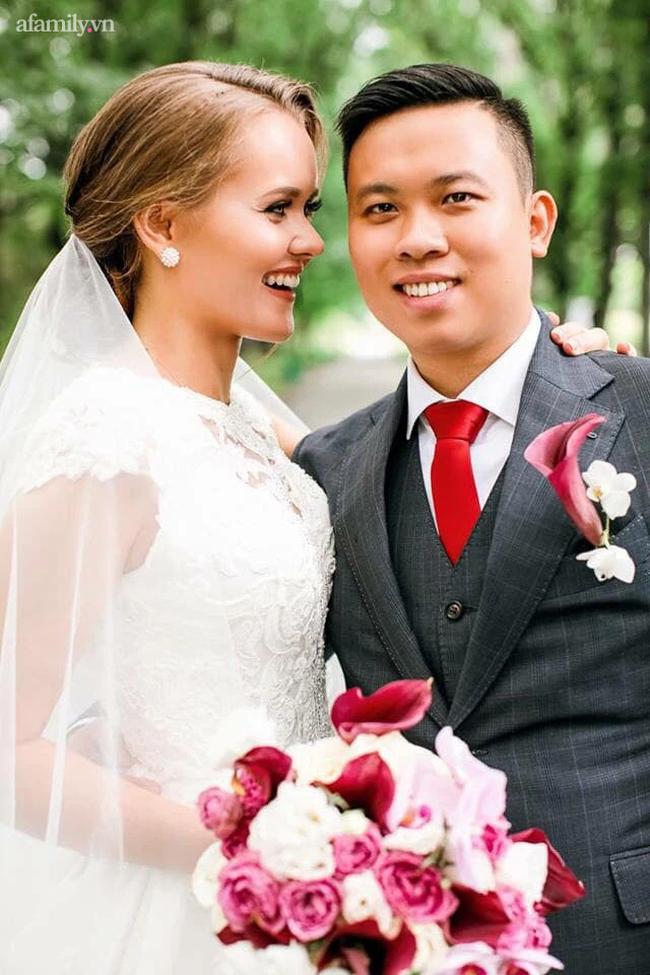 """Mặc kệ sức ép nặng nề, chàng trai Việt vẫn quyết cưới vợ Ukraina ngay lần đầu gặp mặt và hành trình chinh phục mẹ chồng chỉ 1 bí quyết của nàng """"dâu Tây"""" - Ảnh 7."""