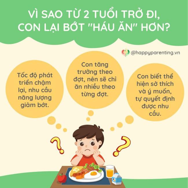 Chuyên gia chỉ ra 2 lý do không nên ép con ăn, nghe xong cha mẹ cũng phải gật gù - Ảnh 2.