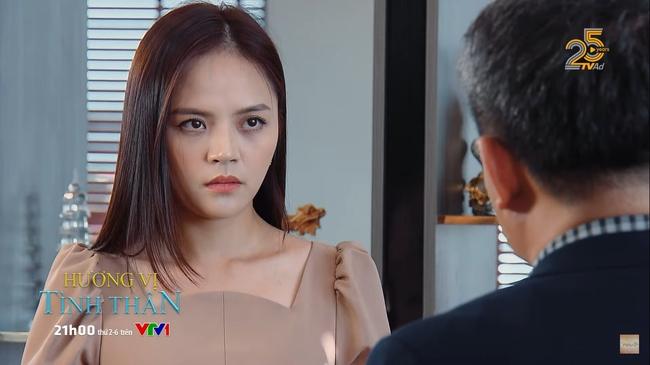 Hương vị tình thân tập 33: Nam cứu bà Xuân, Thy tím mặt vì bị ông Khang so sánh không nhanh bằng dâu trưởng - Ảnh 5.