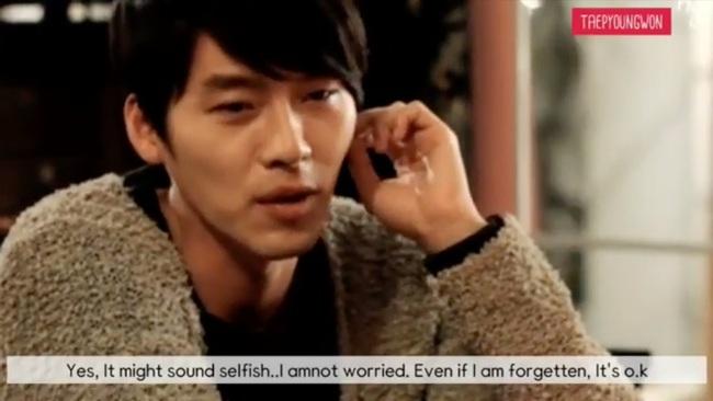 """Hyun Bin bất ngờ """"gây bão"""" khi trả lời câu hỏi nếu bị khán giả lãng quên, fan nhìn ra được con người thật của nam diễn viên - Ảnh 3."""