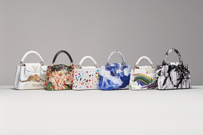 Louis Vuitton và dự án Artycapucines: Chiếc túi biểu tượng được làm mới đầy tinh tế và trở thành tác phẩm nghệ thuật - Ảnh 1.