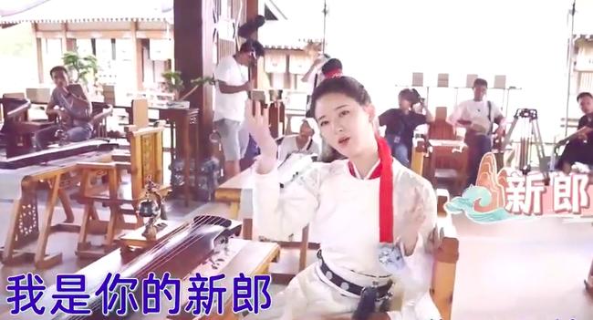 """Triệu Lộ Tư nhảy múa cực đáng yêu, thế này thì ai dám bảo mỹ nữ """"Trần Thiên Thiên trong lời đồn"""" chảnh chọe - Ảnh 9."""