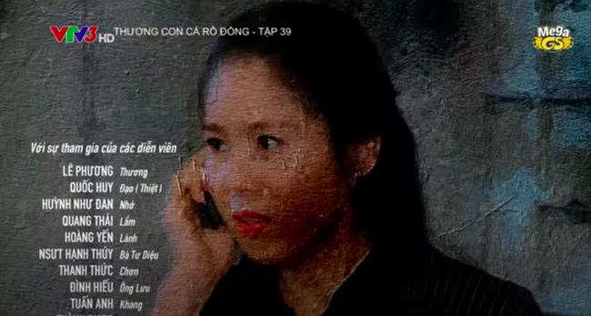 Thương con cá Rô đồng: Út Lành gọi điện cầu cứu chị Thương (Lê Phương) nhưng bị Hải Đen phát hiện  - Ảnh 3.