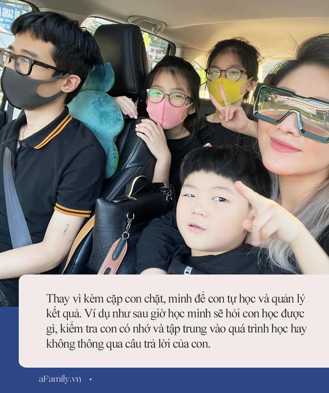 Con học online rơm rớm nước mắt vì không hiểu, hot mom Hà Nội tìm ra 4 giải pháp: Con hết khóc, bố mẹ cười như pháo hoa - Ảnh 3.