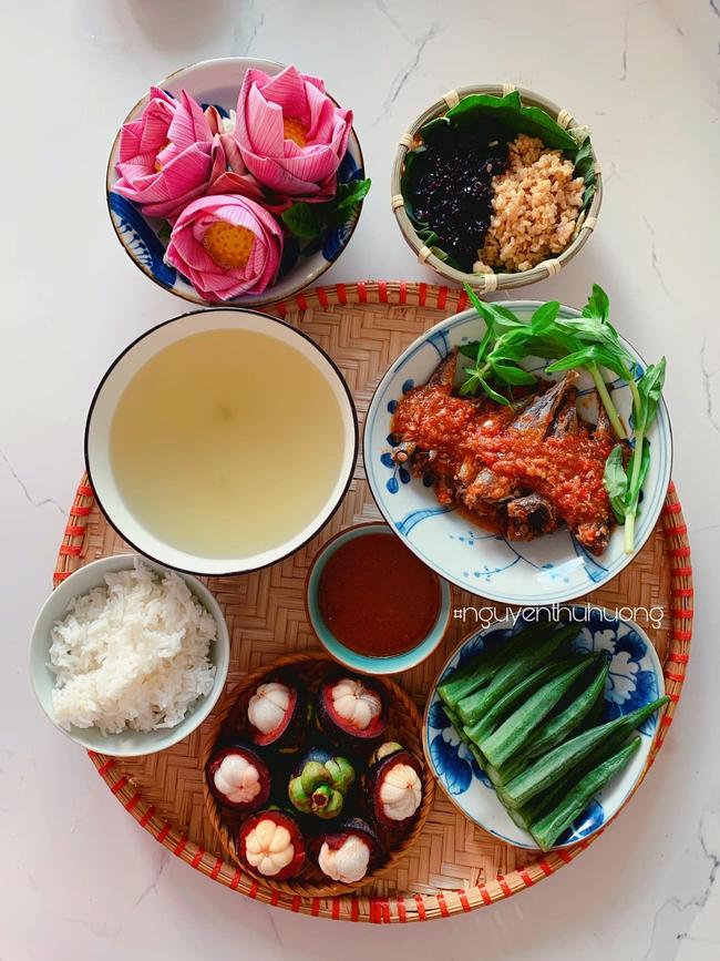 """Khoe mâm cơm ngon-bổ-rẻ trong những ngày giãn cách, mẹ đảm Hà Nội giúp chị em giải quyết bài toán """"hôm nay ăn gì?"""" - Ảnh 4."""