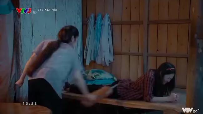 Thương con cá Rô đồng: Hoàng Yến bị Lê Phương đánh đến mức bầm dập, đau đớn không đi được - Ảnh 5.