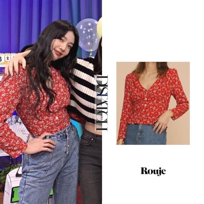 Mặc áo blouse đẹp như Red Velvet: 13 cách mix đơn giản nhưng trẻ trung, chuẩn sang xịn mịn - Ảnh 14.