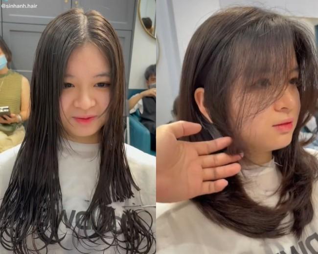 """6 màn """"đổi chiều"""" nhan sắc chứng minh: Chọn đúng kiểu tóc thì cằm vuông hay mặt tròn cũng thành nhỏ gọn, visual tự khắc lên hương - Ảnh 5."""