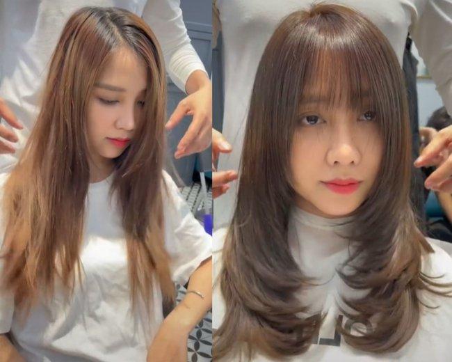 """6 màn """"đổi chiều"""" nhan sắc chứng minh: Chọn đúng kiểu tóc thì cằm vuông hay mặt tròn cũng thành nhỏ gọn, visual tự khắc lên hương - Ảnh 7."""