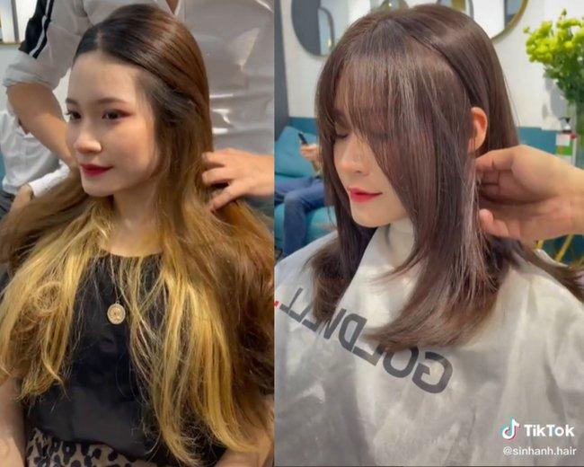 """6 màn """"đổi chiều"""" nhan sắc chứng minh: Chọn đúng kiểu tóc thì cằm vuông hay mặt tròn cũng thành nhỏ gọn, visual tự khắc lên hương - Ảnh 11."""