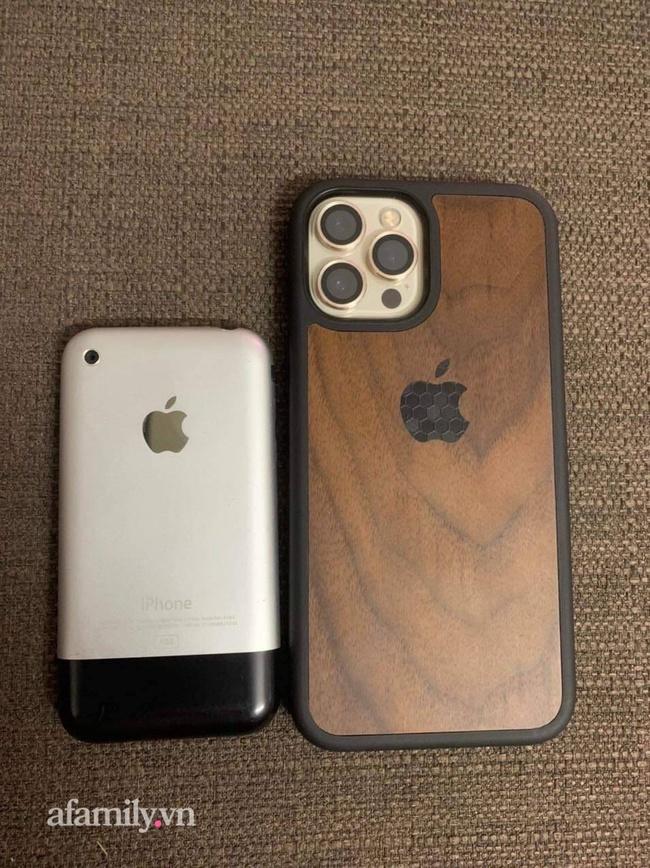 """Hội chị em còn sài iPhone 3G, 7plus xem Apple ra mắt iPhone 13: """"Em thấy mình thật là cổ điển khi cầm nó trên tay"""" - Ảnh 2."""