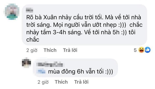 Hương vị tình thân: Thành viên ê kíp trả lời vì sao bà Xuân nhảy cầu ban đêm, về nhà ban ngày - Ảnh 5.