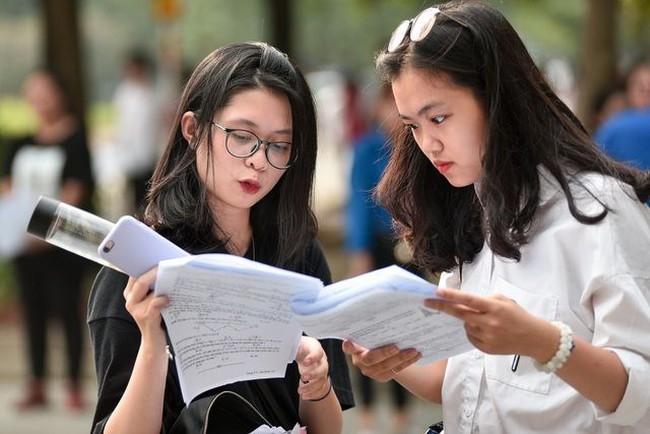 Điểm chuẩn xét tuyển đại học 2021: Các trường công bố danh sách TRÚNG TUYỂN theo phương thức xét ĐIỂM THI tốt nghiệp - Ảnh 1.
