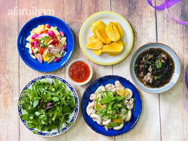 Mâm cơm cuối tuần mùa giãn cách chỉ 4 món nấu chỉ 30 phút nhưng đảm bảo ai ăn cũng thích! - Ảnh 1.