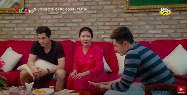 Thương con cá Rô đồng: Mạnh biết chuyện em gái Thương (Lê Phương) đi khách, tất cả là do Khang kể xấu - Ảnh 2.
