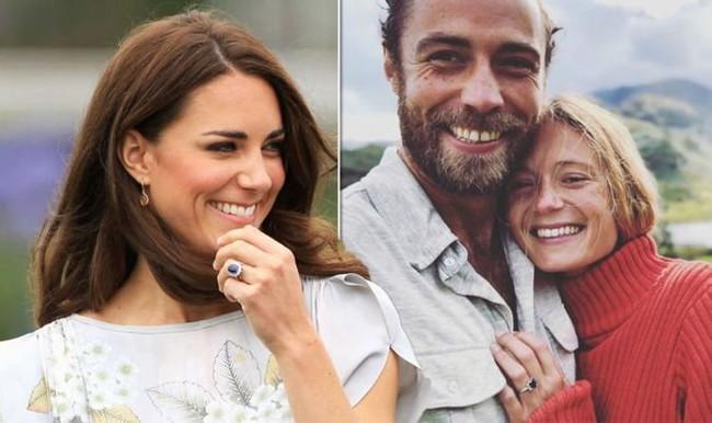 Em trai Công nương Kate tung ảnh cưới, tiết lộ chi tiết về hôn lễ như mơ cho thấy gia đình hoàn mỹ như thế nào - Ảnh 3.