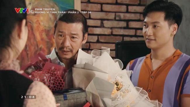 Hương vị tình thân: Lão Tấn giấu bà Sa chuyện Nam là con ruột ông Sinh, cách Long gọi bố vợ khiến khán giả ấm lòng - Ảnh 4.