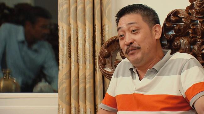Hương vị tình thân: Lão Tấn giấu bà Sa chuyện Nam là con ruột ông Sinh, cách Long gọi bố vợ khiến khán giả ấm lòng - Ảnh 1.