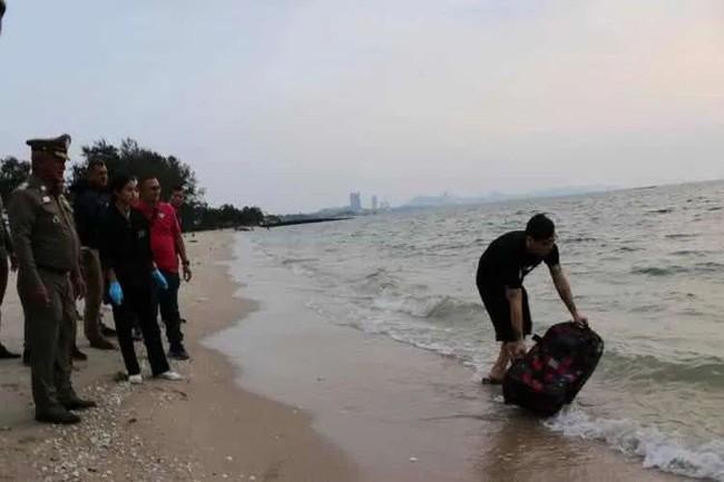 Vali thi thể dạt vào bờ biển Thái Lan: Tội ác rùng rợn của gã chồng dối trá, gia đình nạn nhân đòi án tử trong phiên tòa xuyên quốc gia - Ảnh 4.