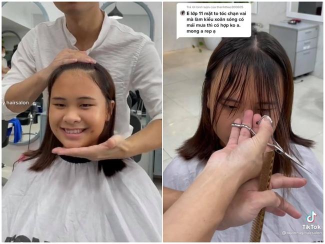 Salon tóc - Ảnh 7.