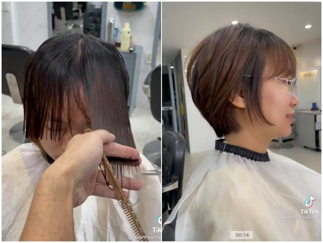 Salon tóc - Ảnh 2.