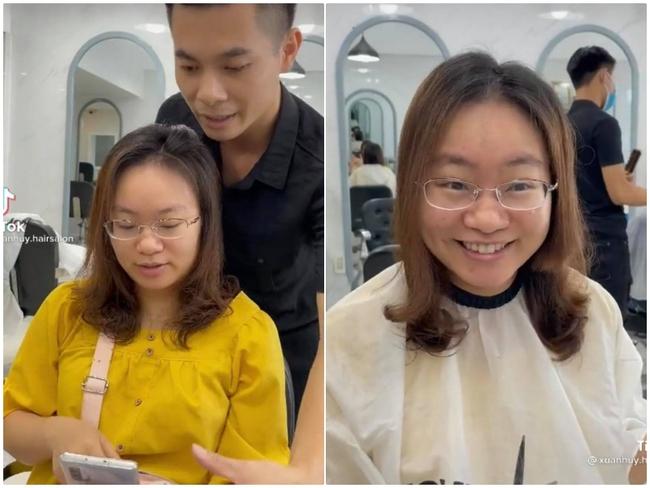 Salon tóc - Ảnh 1.