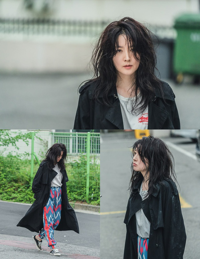"""Lee Young Ae luộm thuộm trong phim mới, """"Nàng Dae Jang Geum"""" ngày xưa còn đâu? - Ảnh 2."""