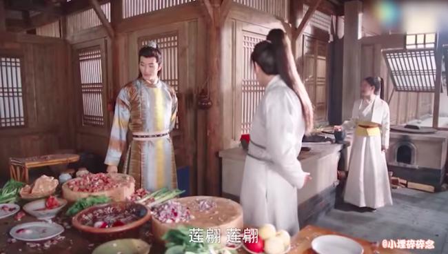Quốc Tử Giám có 1 nữ đệ tử: Từ Khai Sính - Nhậm Hào nấu ăn cho Triệu Lộ Tư, nhìn rất ngầu nhưng thực ra chỉ phá hoại - Ảnh 2.