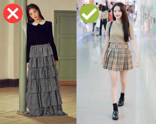 """Loạt mỹ nhân Hàn """"tẩy chay"""" chân váy dài, bất đắc dĩ lắm mới mặc và tất cả đều có lý do - Ảnh 4."""