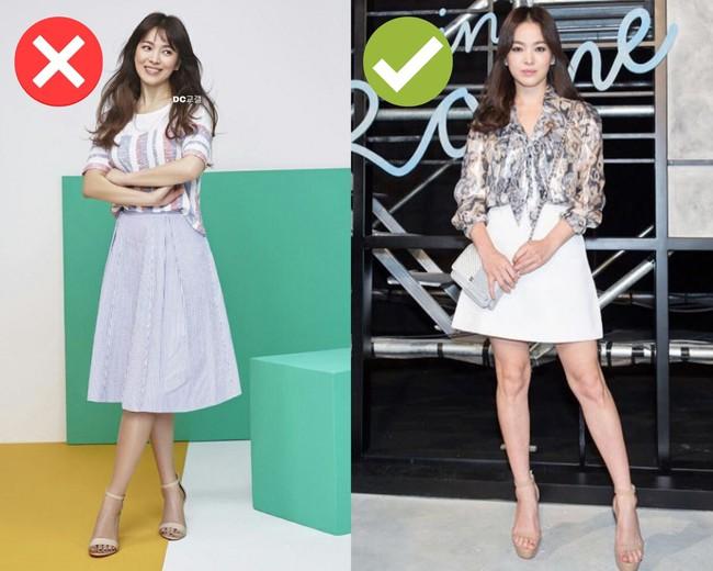 """Loạt mỹ nhân Hàn """"tẩy chay"""" chân váy dài, bất đắc dĩ lắm mới mặc và tất cả đều có lý do - Ảnh 6."""