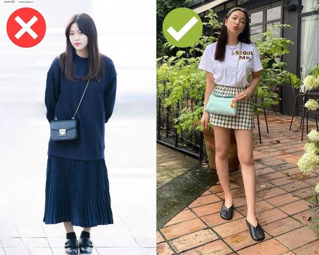 """Loạt mỹ nhân Hàn """"tẩy chay"""" chân váy dài, bất đắc dĩ lắm mới mặc và tất cả đều có lý do - Ảnh 8."""