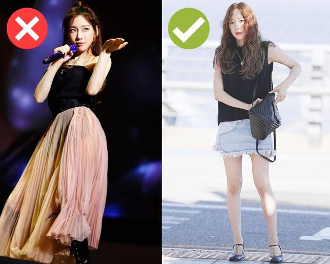 """Loạt mỹ nhân Hàn """"tẩy chay"""" chân váy dài, bất đắc dĩ lắm mới mặc và tất cả đều có lý do - Ảnh 1."""