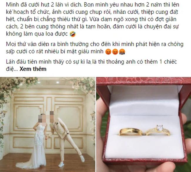 """Xem """"cảnh nóng"""" của chồng sắp cưới, cô gái quyết hủy hôn nhưng 4 tháng sau mới biết được sự thật kinh khủng hơn bởi """"gã tiểu tam"""" hôm ấy - Ảnh 1."""