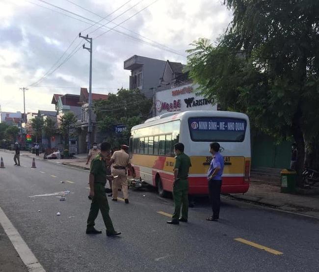Ninh Bình: Tai nạn thương tâm học sinh tử vong ngày đầu đến trường - Ảnh 1.