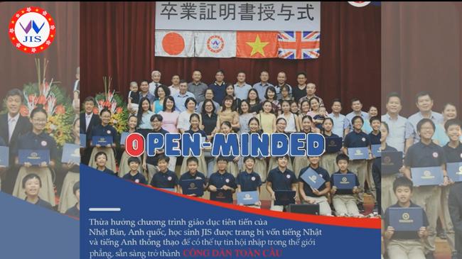 """Xúc động với buổi lễ khai giảng """"không khoảng cách"""" của Trường Quốc tế Nhật Bản - Ảnh 2."""
