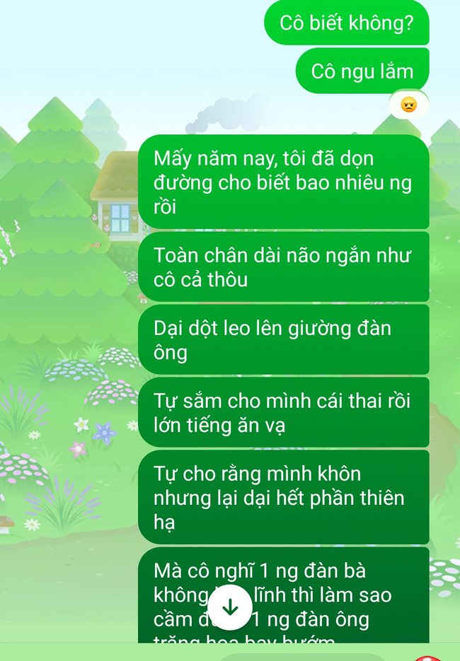 """Lúc nghèo thì hạnh phúc, khi giàu rồi, chồng trả ơn cho tôi bằng những """"tin nhắn sôi gan"""" thế này đây - Ảnh 9."""