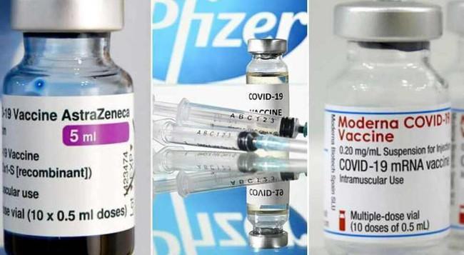 Tiêm trộn mũi 1 là vắc-xin Moderna với mũi 2 là Pfizer có làm giảm hiệu quả hay dễ gặp tác dụng phụ hơn không? - Ảnh 6.