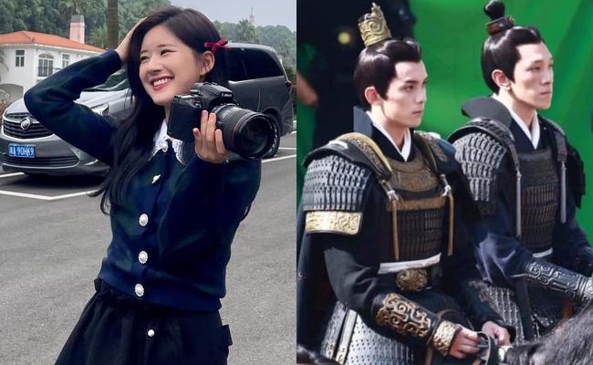 Ngô Lỗi lộ ảnh cưỡi ngựa cực ngầu, Triệu Lộ Tư lại đăng ảnh xinh đẹp thế nào mà netizen réo gọi - Ảnh 1.
