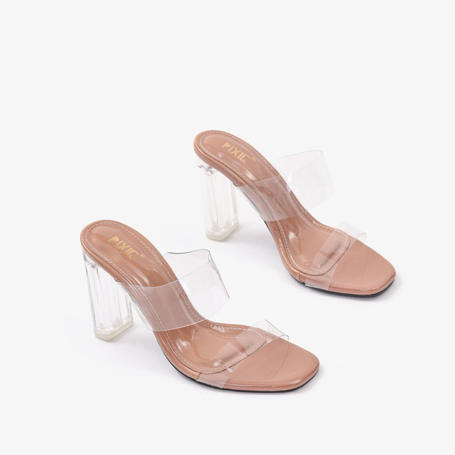 """Dáng không hề thấp nhưng Tiên Nguyễn vẫn mê mẫu giày """"đi như không đi"""", kéo chân dài tít tắp này - Ảnh 9."""