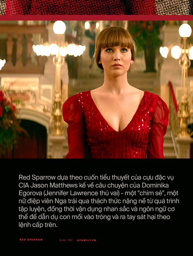 """Phim 18+ nóng mắt: Nữ chính là mỹ nhân Hollywood, diễn cảnh đấm đá, hở hang cực bạo, sẵn sàng """"lên giường"""" để tiếp cận """"con mồi"""" - Ảnh 2."""