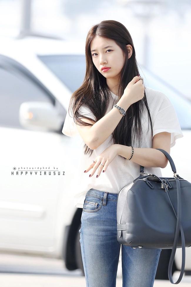 Suzy bao năm chỉ trung thành với style tối giản, nhờ vậy mà luôn ghi điểm phong cách - Ảnh 2.