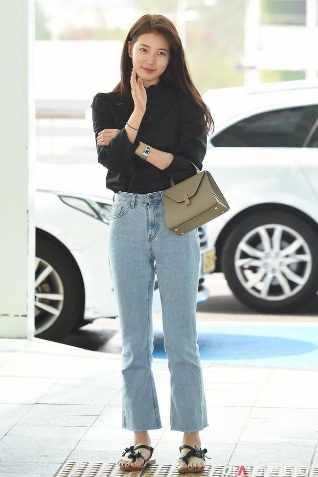 Suzy bao năm chỉ trung thành với style tối giản, nhờ vậy mà luôn ghi điểm phong cách - Ảnh 3.