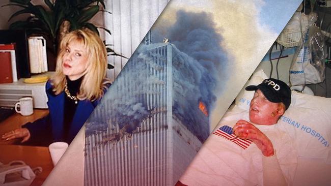 Tâm sự của người bị thiêu sống trong thảm kịch khủng bố 11-9-2001 - Ảnh 2.