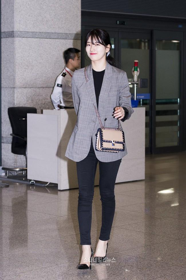 Suzy bao năm chỉ trung thành với style tối giản, nhờ vậy mà luôn ghi điểm phong cách - Ảnh 8.