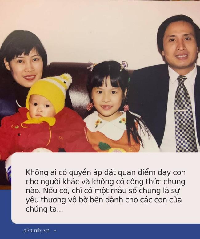 Mẹ Hà Nội nuôi 2 con gái đỗ Đại học Harvard danh tiếng chia sẻ 4 điều quan trọng khi dạy con: Nghe điều cuối mà nể phục! - Ảnh 7.