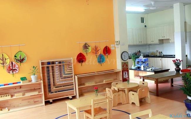 Những trường mầm non không chê vào đâu được ở quận Cầu Giấy, Hà Nội - Ảnh 6.