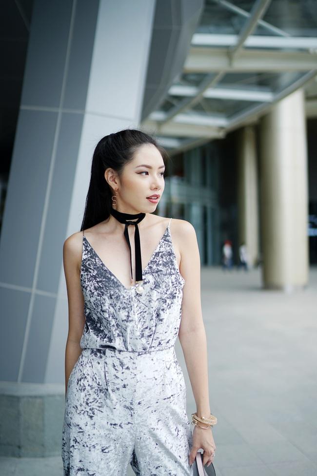 Street style đầy màu sắc mùa lễ hội của các quý cô Châu Á - Ảnh 5.