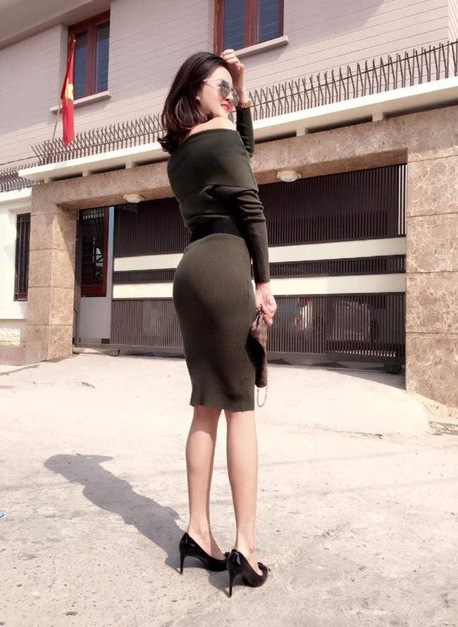 Vóc dáng đẹp khó tin của bà mẹ từng nặng 82kg khi mang bầu - Ảnh 3.