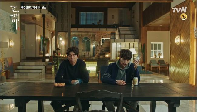 Yêu tinh Gong Yoo nổi máu ghen với cả Thần Chết Lee Dong Wook - Ảnh 1.